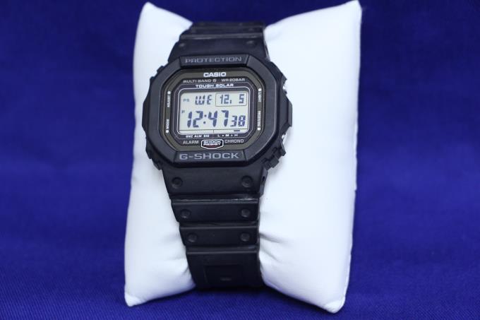 (中古) G-SHOCK MULTIBAND6 GW-5000-1JF
