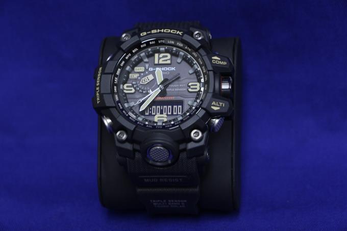G-SHOCK マスター オブ G マッドマスター GWG-1000-1AJF