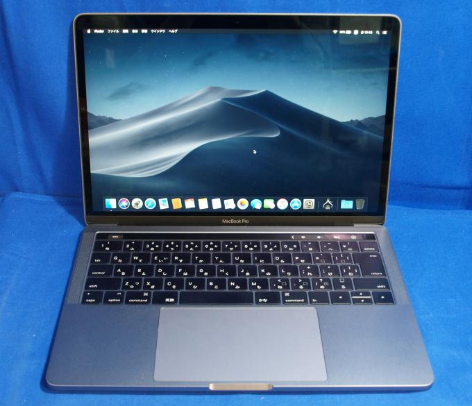 MacBook Pro Retinaディスプレイ 2900/13.3 MLH12J/A [スペースグレイ]