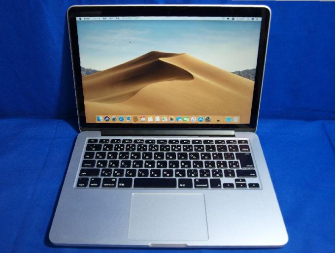 MacBookPro Retina 13inch Mid2014