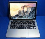 MacBook Pro Retinaディスプレイ 2900/13.3 MF841J/A