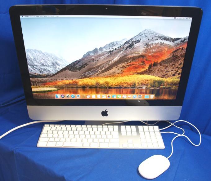 iMac MC508J/A [3060] +2GB*4[8192M]