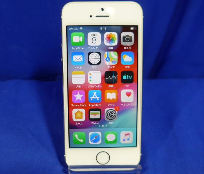 [USED]u036720 ME334J/A iPhone5s ゴールド