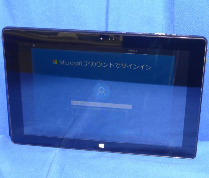 マウスコンピュータータブレット AT-Z37LTE10