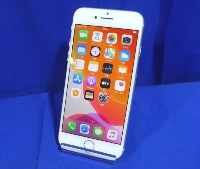 iPhone 8 64GB au [シルバー]