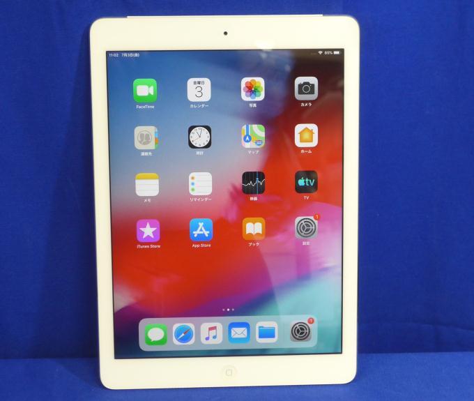 iPad Air Wi-Fi Cellular 16GB au [シルバー]