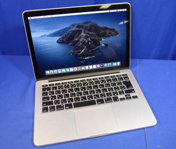 MacBook Pro Retinaディスプレイ 2600/13.3 MGX72J/A