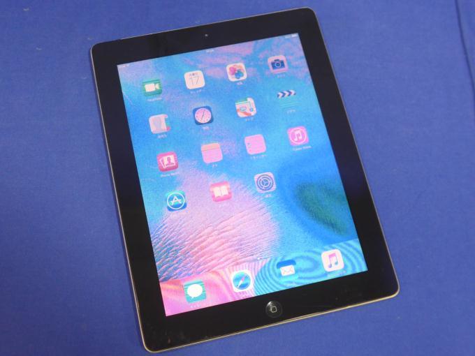 iPad 2 Wi-Fiモデル 16GB MC769J/A [ブラック]液晶表示不良