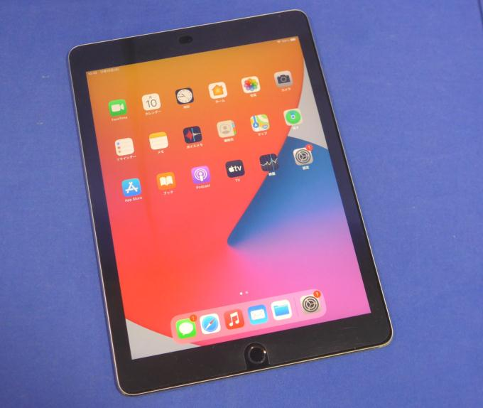iPad Air 2 Wi-Fiモデル 64GB MGKL2J/A [スペースグレイ]