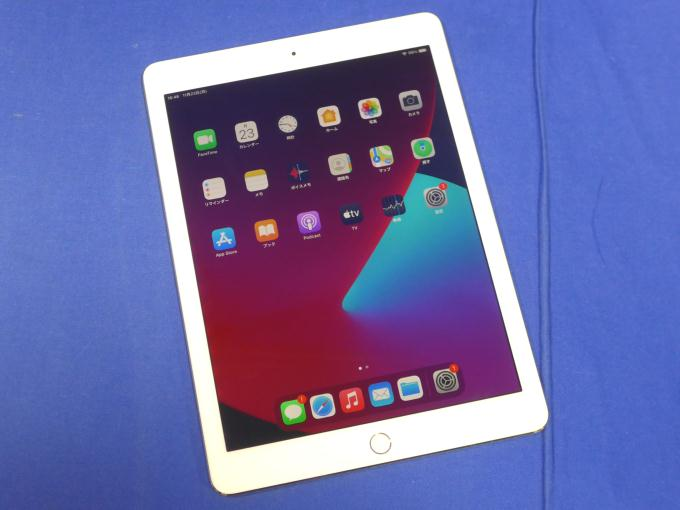 iPad Air 2 Wi-Fiモデル 128GB MH1J2J/A [ゴールド]
