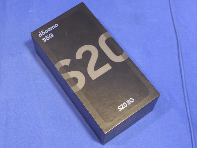 Galaxy S20 5G SC-51A docomo [コスミック グレー]