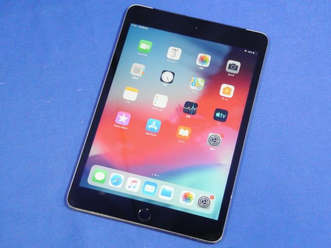iPad mini 3 Wi-Fi+Cellular 64GB au [スペースグレイ]