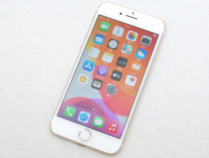 iPhone 7 32GB SIMフリー [ゴールド]
