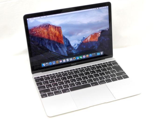 MacBook 1200/12 MLHC2J/A [シルバー]