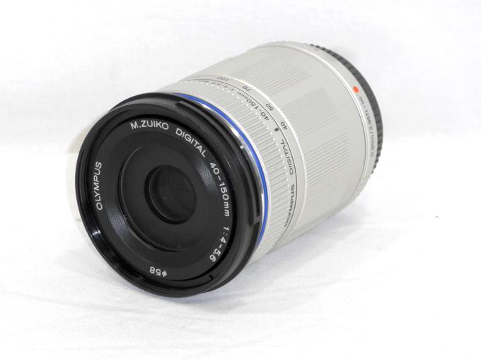 M.ZUIKO DIGITAL ED 40-150mm F4.0-5.6 [シルバー]